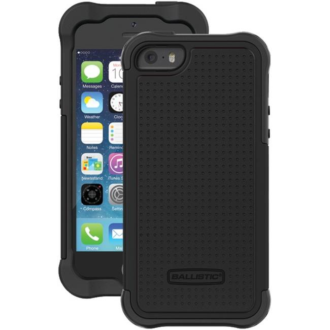 BALLISTIC TJ0926-A06N iPhone(R) 5/5s Tough Jacket(TM) Case (Black)