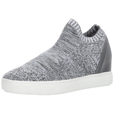 Womens Steve Madden Sly Pull-On Sneakers, Grey Multi, 6.5 US ()