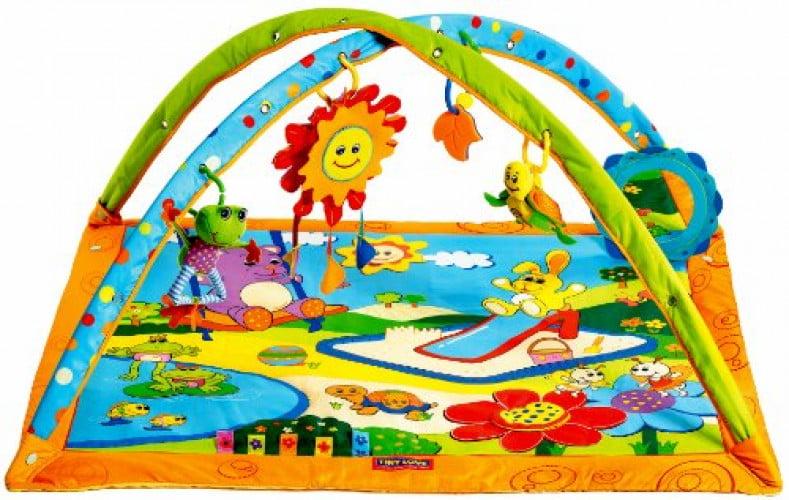 Juguete Para Bebe Tiny Love - Sunny Day Discovery Playgym + juguetes para bebes en VeoyCompro.net