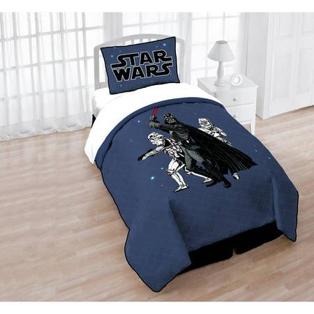 Star Wars Quilt and Sham - Walmart.com : star wars quilted bedding - Adamdwight.com