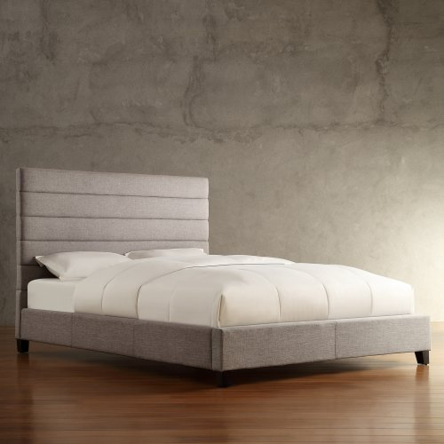 Homelegance Penryn Channel Upholstered Bed