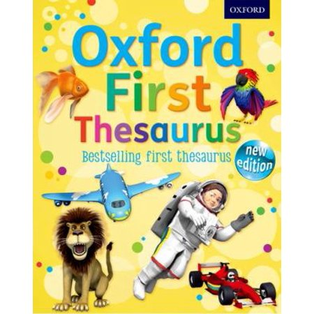 Oxford First Thesaurus  Paperback