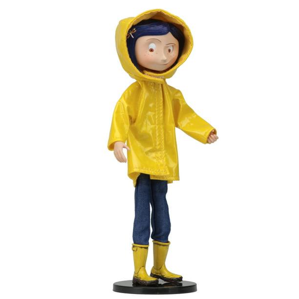 Coraline Bendy Fashion Doll Rain Coat Walmart Com Walmart Com