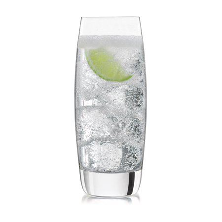 Libbey Signature Kentfield Cooler Beverage Glasses, Set of (Waterford Crystal Iced Beverage Glass)