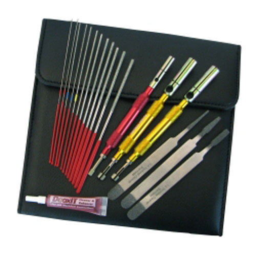 Innovative Products Of America 8048 Fleet Techs Electrical Terminal Maintenance Set