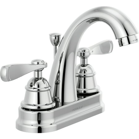 Peerless Centerset Two Handle Bathroom Faucet in Chrome P2572LF-W