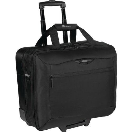 TRGTCG717 Targus CityGear TCG717 Carrying Case (Roller) for 17 Notebook Black by Targus