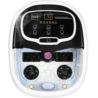 Best Choice Products Portable Heated Shiatsu Foot Bath Massage Spa