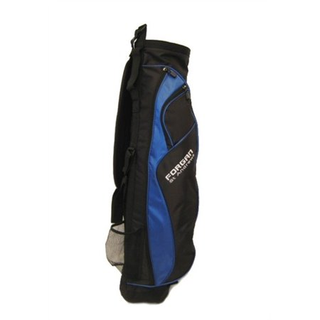 Forgan Super Lite Nylon Carry Golf Bag, Holds Up to 14 Clubs