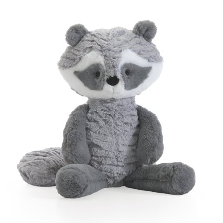 Woodland Plush - Lambs & Ivy Little Woodland Plush Raccoon Stuffed Animal 11