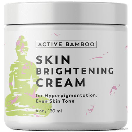 Whitening Cream. Anti Aging Skin Lightening Cream - Dark Spot Corrector Age Spot Remover for Face - Day Night Moisturizing Cream 4 OZ (Laser Spot Remover)