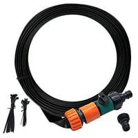 Trampoline sprinkler hose 15 long cable ties + 20 short cable ties + sprinkler