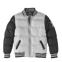 Climate Concepts Boys' Varsity Bubble Jacket