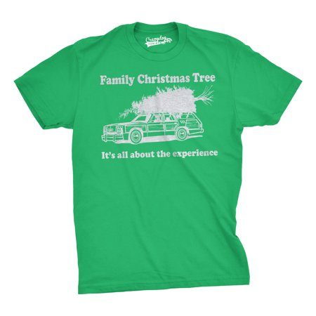 Crazy Dog TShirts - Family Christmas Tree T Shirt Funny Vacation Movie Tee - Family Christmas Clothes