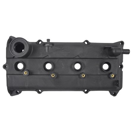 BROCK Engine Valve Cover w/ Gasket Kit Replacement for 02-06 Nissan Altima Sentra 2.5L Engine 13264-3Z001 (Nissan Timing Cover Gasket)