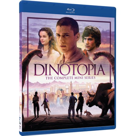 Dinotopia  The Complete Mini Series  Blu Ray