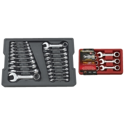 Short Combo Wrench Set GEARWRENCH 81903