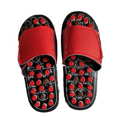 - Unisex Health Care Massage Slipper Sandal Reflex Massage Slipper Acupuncture Foot Massager Shoes
