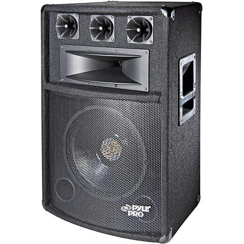 """Pyle 12"""" 3-Way PA Speaker"""
