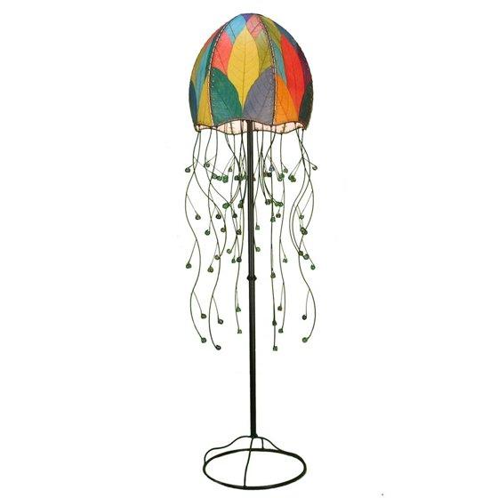 Jellyfish Floor Lamp in Multicolor - Walmart.com