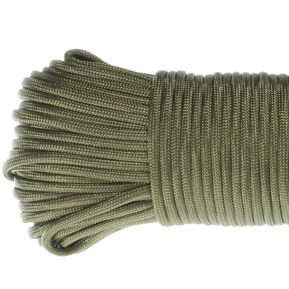 7-core umbrella rope 4mm 550 Parachute outdoor equipment drawstring 100-300 FT