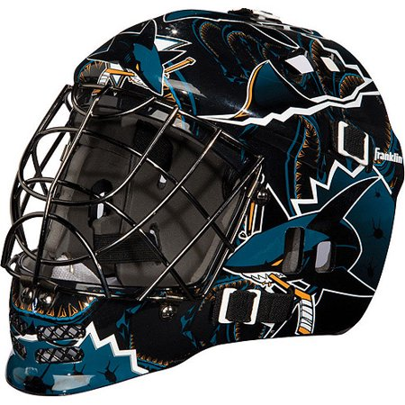 Franklin Sports NHL Mini Goalie Mask - Hockey Goalie Mask Charm