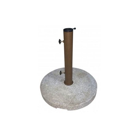 Panama Jack Outdoor Round Granite Umbrella Base