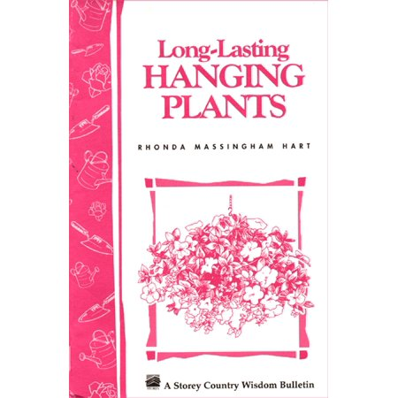 Long-Lasting Hanging Plants - eBook