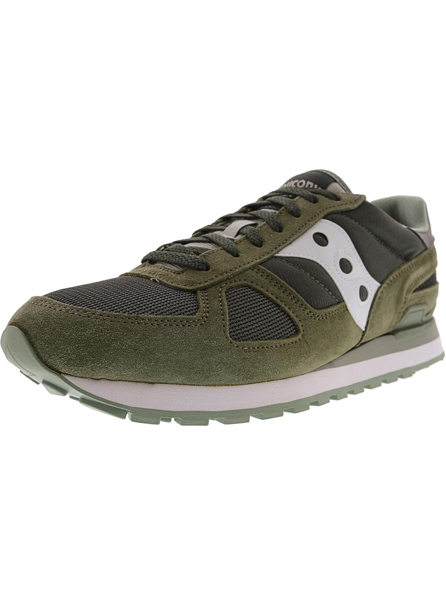 Saucony Men's Shadow Original Tan Ankle-High Canvas Fashion Sneaker - 11M