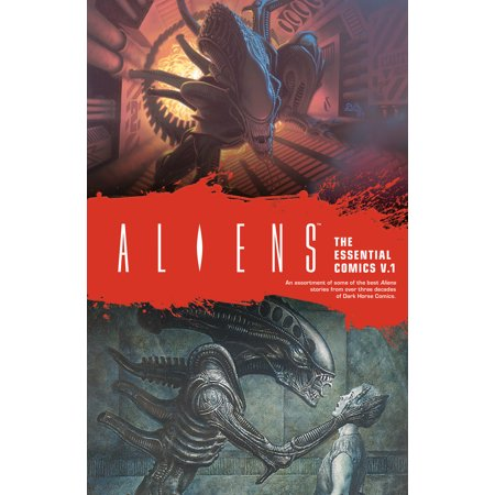 Aliens: The Essential Comics Volume 1 - The Last Halloween Comic