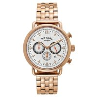 Deals on Rotary GB00481-01 Men's Chronograph Watch