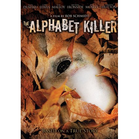 The Alphabet Killer (DVD) - Halloween Jeff The Killer