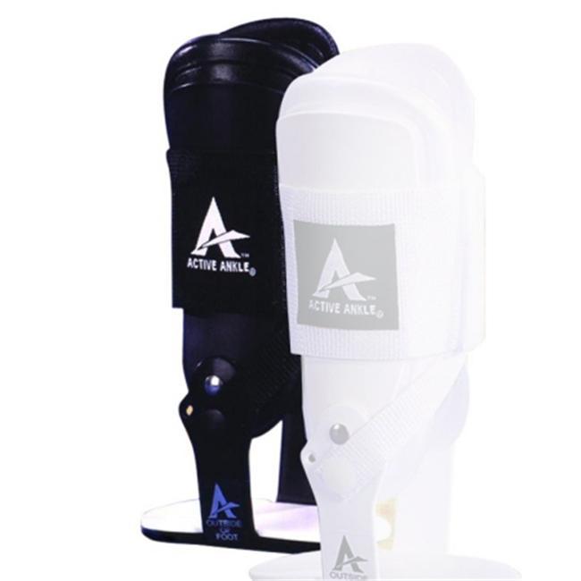 Image of Active Ankle ABU820BLACKSM T-2;S Featherlight Eva Padding System Black Small