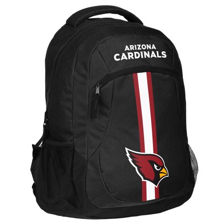 NFL Arizona Cardinals Action Stripe Backpack