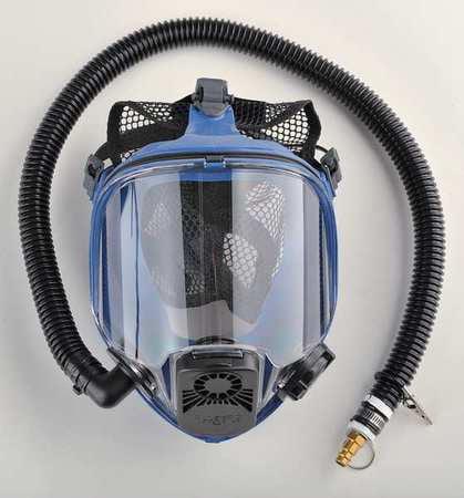 ALLEGRO 9901 LP Supplied Respirator Mask, Universal