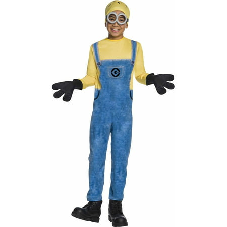 Despicable Me 3 Minion Jerry Child's - Despicable Me Minion Costume Kids