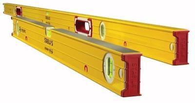 "Stabila 38532 Box Frame Type 96M Series Magnetic Jamber Set 78"" & 32"" Levels by"
