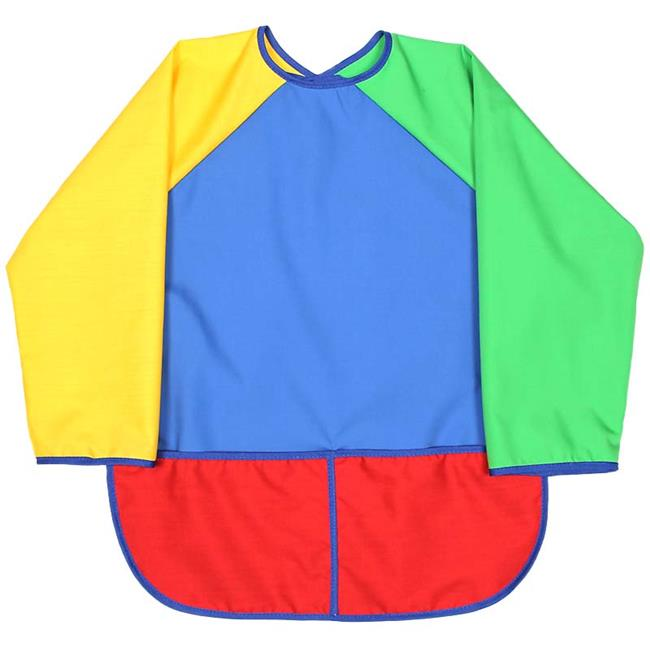 Raindrops 7784RO Raindrops Pre-school Art Smock-Royal