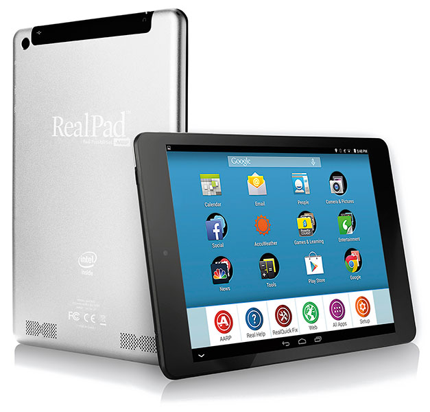 Refurbished RealPad MA7BX2 7.85\