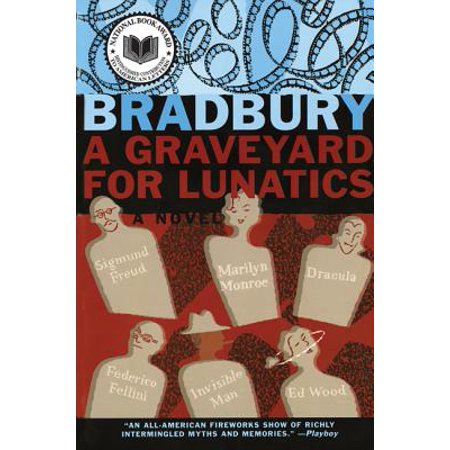 A Graveyard for Lunatics - eBook](Names Of Graveyards For Halloween)