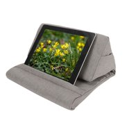 "Tablet Pillow Stand, Soft Bed Pillow Holder Fits up to 11"" Pad Fit with New iPad Air 3rd Gen iPad Mini 5th Gen, iPad Pro 11 2018/10.5/9.7, Air Mini 1 2 3 4, Samsung Galaxy Tab"