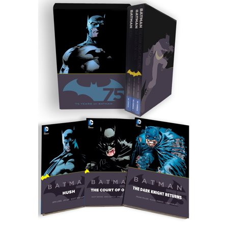 Batman 75th Anniversary Box Set - Batman The Long Halloween Jeph Loeb