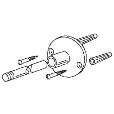 Sloan 3309035 Manufacturer Wall Support Kit (Sloan 3070813 N/a Gem)