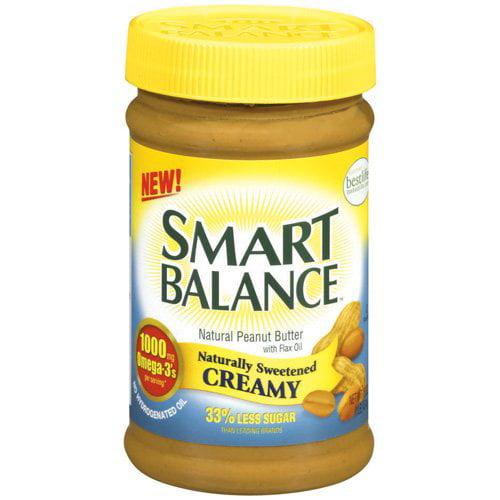Pinnacle Foods Smart Balance  Peanut Butter, 16 oz