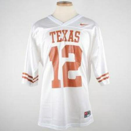 check out 6722f 47210 Texas Longhorns Replica Nike Fb Jersey - Walmart.com