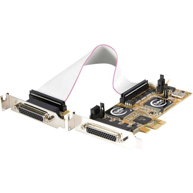 Startech PEX8S950LP 8 Port Pcie Lp Serial Adapter Card