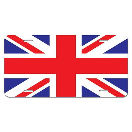 Novelty Onesies Uk (United Kingdom Flag - UK Great Britain Union Jack Novelty License)