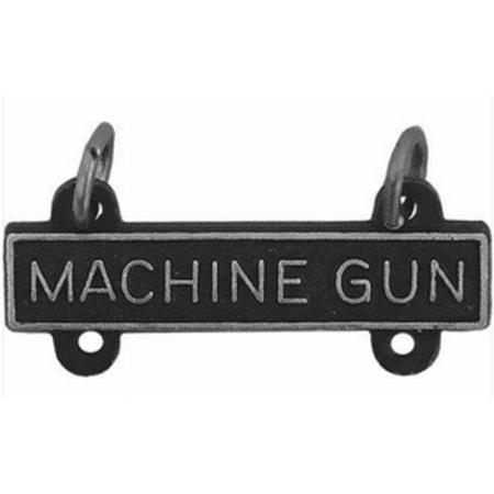 Army Qualification Bar Machine Gun (Oxidized Finish) (Bar Gun)