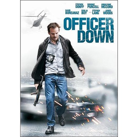 Officer Down  Widescreen