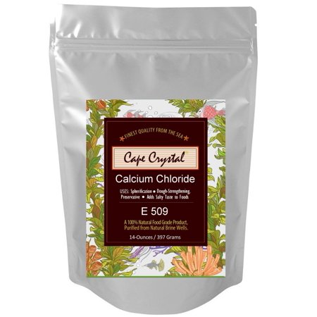 Calcium Chloride - 14-oz Cape Crystal Brands